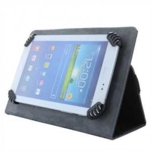 """XiRRiX eReader/Tablet PC Tasche - mit Standfunktion - 6"""" (15,24cm) bis 8"""" (20,32cm) - Schwarz"""
