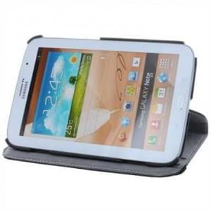 Kunstleder Tablet Tasche - Rotation - modellspezifisch f. Samsung Galaxy Note 8.0, N5100 N5110 N5120