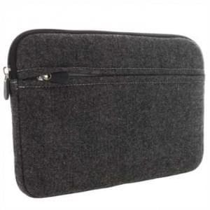 XiRRiX Textil Tablet PC Tasche - Schutzhülle mit extra Fach - bis Größe 13.3