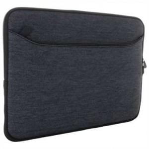 XiRRiX Schutztasche mit zusätzlichem Fach für Laptops / Tablet-PCs / Notebooks bis: 33,02cm 13 Zoll Grau