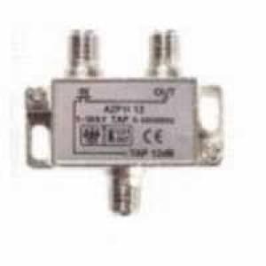 BK-F-Abzweiger 1-fach 8 dB 5-860 MHz