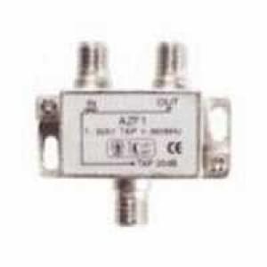 BK-F-Abzweiger 1-fach 20 dB 5-860 MHz