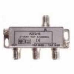 BK F Abzweiger 2-fach 12 dB 5-860 MHz
