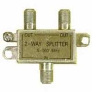 BK Verteiler 2-fach - 5-900 MHz
