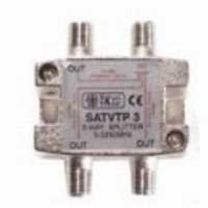 SAT Verteiler 3-fach 5-2250 MHz
