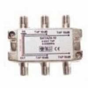 SAT F-4-fach Abzweiger 5-2250 MHz