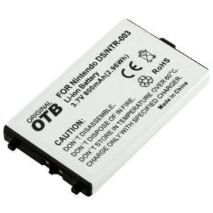 Ersatzakku für Nintendo DS NTR003 Li-Ion