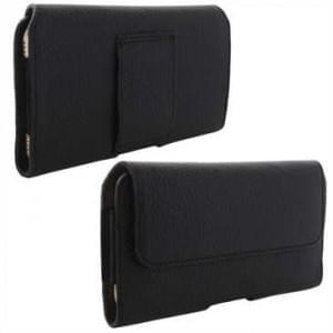 XiRRiX Echt Leder Smartphone Horizontaltasche - Innenmaß: 160 x 82,5 x 10 mm (4XL)