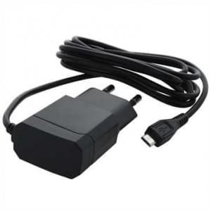 Netzteil 100 / 240V AC - 5V DC 2.1A für Geräte mit Micro USB schwarz