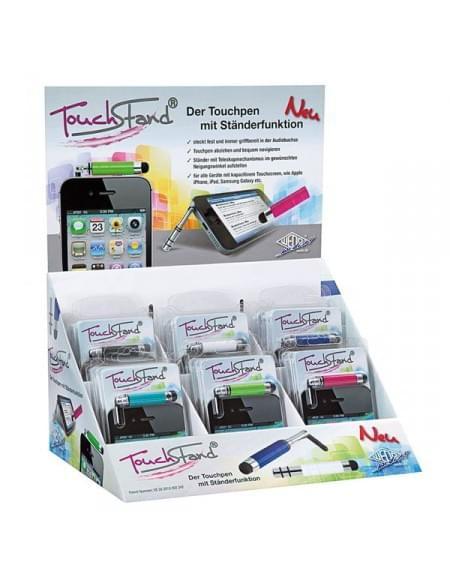 WEDO TouchStand - Der Touchpen mit Ständerfunktion - Display mit 18 TouchStand