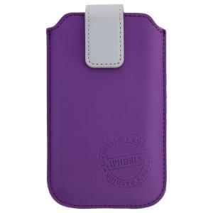 IPHORIA Tasche FUN TREND CASE Größe L - Purple