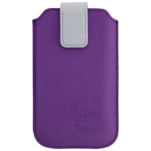 IPHORIA Tasche FUN TREND CASE Größe XXL - Purple