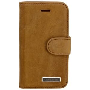 COMMANDER Premium Tasche BOOK CASE VINTAGE für Apple iPhone 4/ 4S