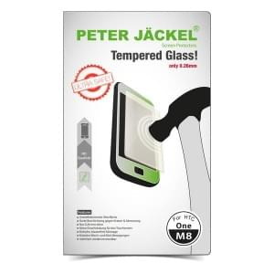Panzerglas / Tempered Glass für HTC One M8