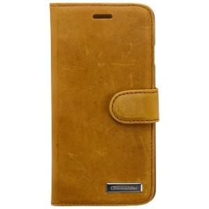COMMANDER Premium Handytasche BOOK CASE VINTAGE für Apple iPhone 6 / 6S