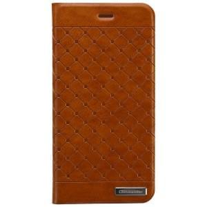 COMMANDER Premium Tasche BOOK CASE SQUARE für Apple iPhone 6 Plus / 6S Plus