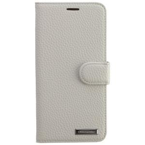 COMMANDER Premium Tasche BOOK CASE ELITE für Samsung Galaxy S6 Edge Plus - White