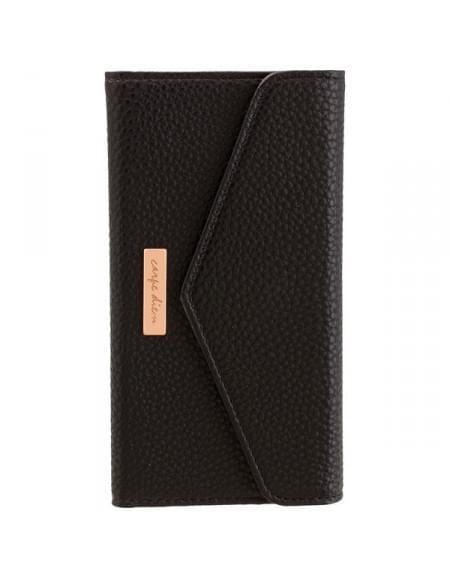CARPE DIEM CLUTCH Tasche für Apple iPhone 6S - Black