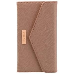 CARPE DIEM exklusive Tasche im Clutch Design für Apple iPhone 6S - Rose