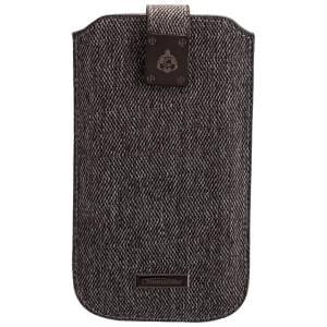 COMMANDER Premium Tasche MILANO XXL5.0 - Casual Gray