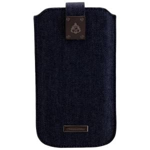 COMMANDER Premium Handytasche MILANO XXL5.0 - Jeans