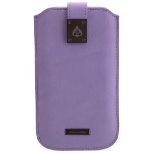 COMMANDER Premium Tasche MILANO XXL5.0 - Fleure Violett