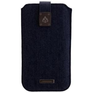 COMMANDER Premium Handytasche MILANO XXL5.2 - Jeans