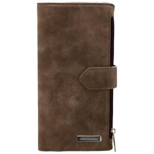 COMMANDER Tasche BOOK CASE WALLET für Samsung Galaxy S7 Edge - Vintage Brown