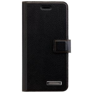 COMMANDER Premium Handytasche Book & Cover für Apple iPhone 6 Plus / 6S Plus - Black