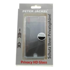 PETER JÄCKEL PRIVACY HD Glass Protector für Samsung Galaxy S7