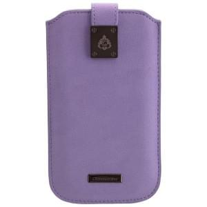 COMMANDER Tasche MILANO XXL5.7 Violet für Samsung Galaxy S7 Edge / Apple iPhone 7 Plus