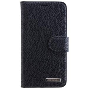 COMMANDER Handytasche ELITE für Samsung Galaxy J3 (2016) - Black