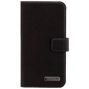 COMMANDER Premium Handytasche BOOK CASE ELITE für LG G5 - Black