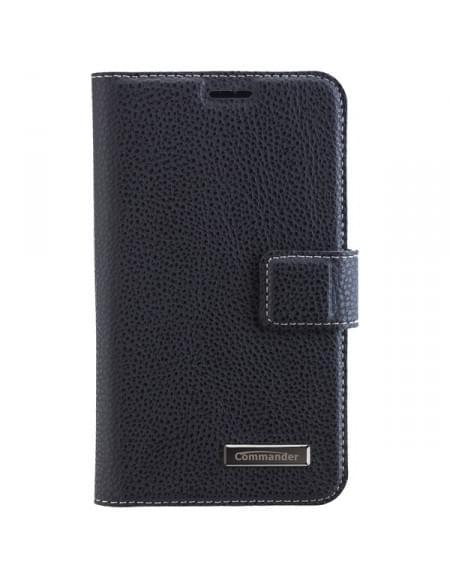 COMMANDER Funktions-Tasche ELITE für Samsung Galaxy J1 (2016) - Black