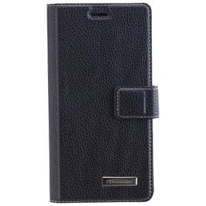 COMMANDER Premium Tasche BOOK CASE ELITE für Huawei P9 - Black