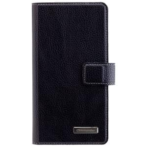 COMMANDER Premium Tasche ELITE für Huawei P9 Plus - Black