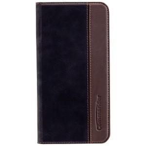 COMMANDER Premium Handytasche für Apple iPhone 8 Plus / 7 Plus - Gentle Black