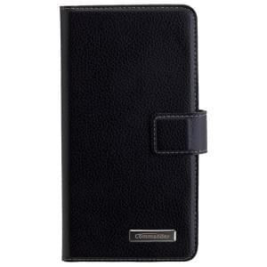 COMMANDER Tasche BOOK CASE ELITE Black für Huawei GT3