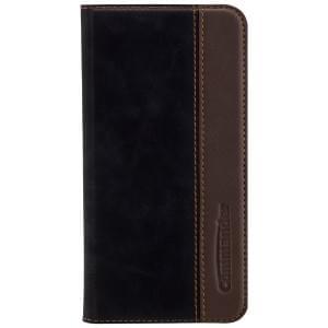 COMMANDER Tasche BOOK CASE für Huawei Nova - Gentle Black