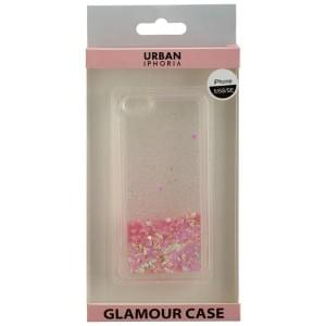 IPHORIA Back Cover GLAMOUR für Apple iPhone 5 / 5S / SE - Pink