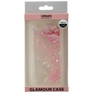 IPHORIA Back Cover GLAMOUR für Apple iPhone 6 / 6S - Pink