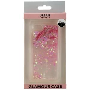 IPHORIA Back Cover GLAMOUR für Apple iPhone 7 / 8 - Pink