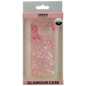 IPHORIA Back Cover GLAMOUR für Samsung Galaxy S7 - Pink
