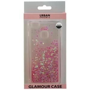 URBAN IPHORIA Back Cover GLAMOUR für Huawei P9 Lite - Pink