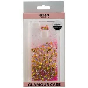 URBAN IPHORIA Back Cover GLAMOUR für Huawei P9 Lite - Gold