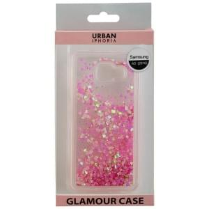 URBAN IPHORIA Back Cover GLAMOUR für Samsung Galaxy A3 (2016) - Pink