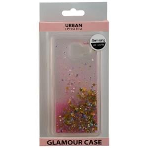 URBAN IPHORIA Back Cover GLAMOUR für Samsung Galaxy A3 (2016) - Gold