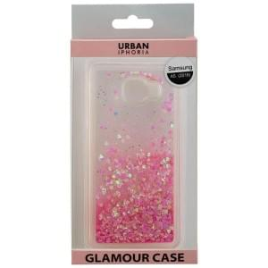 URBAN IPHORIA Back Cover GLAMOUR für Samsung Galaxy A5 (2016) - Pink