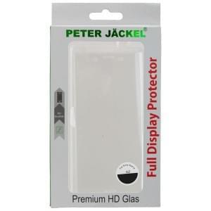PETER JÄCKEL FULL DISPLAY HD Glass SUPERB PLUS für Sony Xperia XZ - Transparent