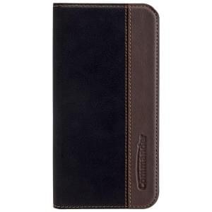 COMMANDER Handytasche BOOK CASE für Samsung Galaxy A5 (2017) - Gentle Black
